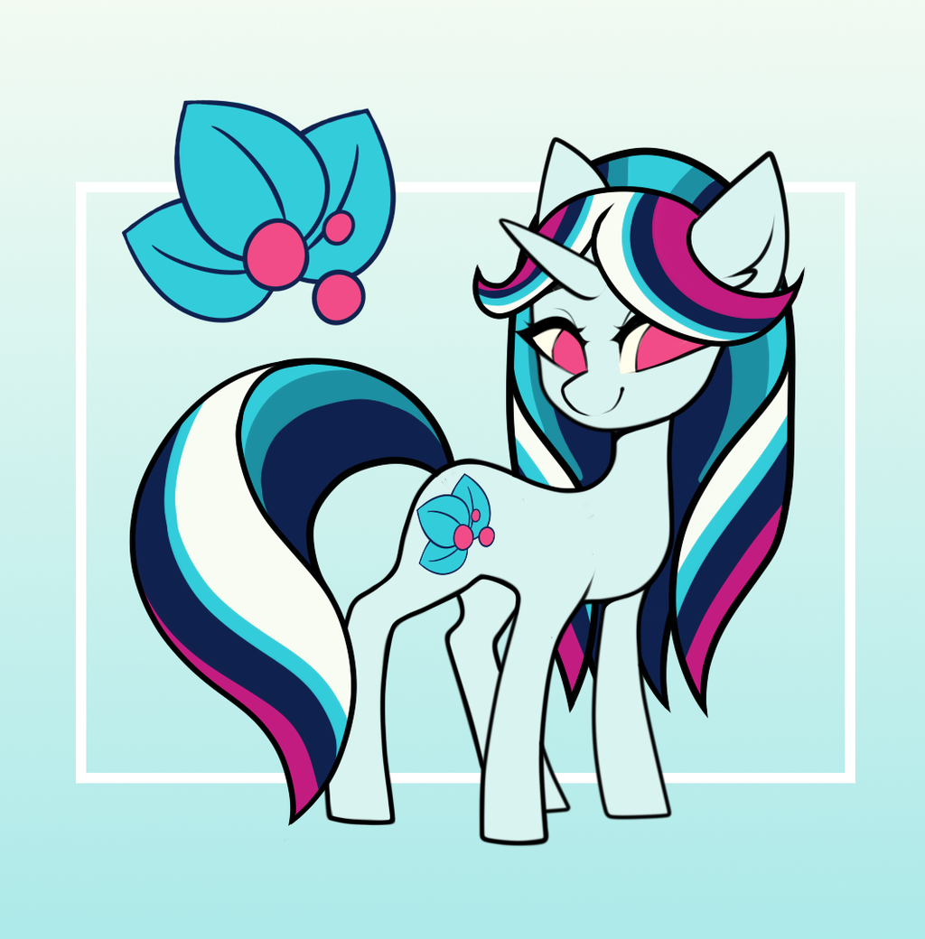 ADOPT! Blue Unicorn! AUCTION OPEN! Paypal only!