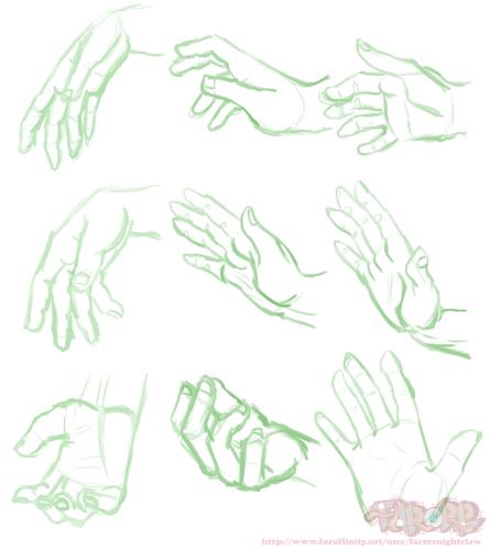 Practice: More Hands