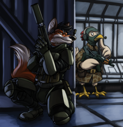 Tactical Henhouse Action