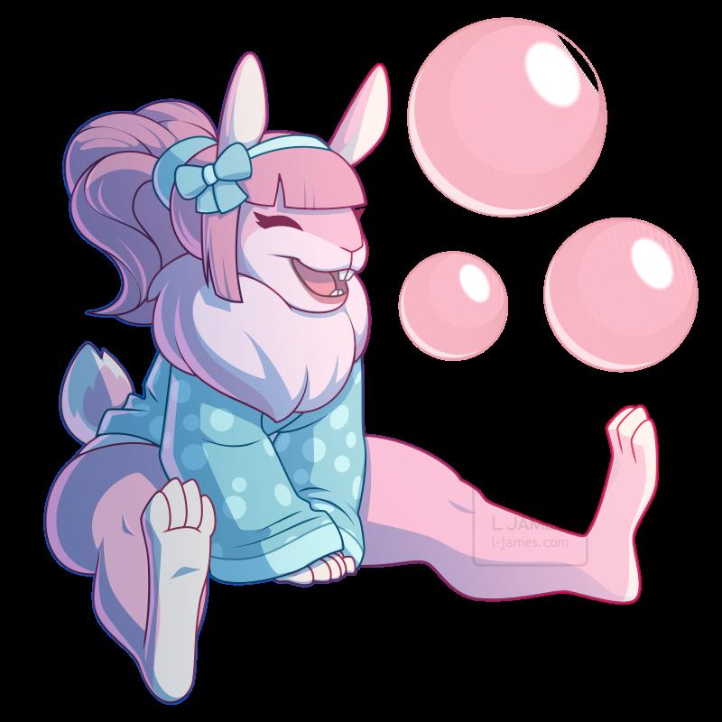 Bubble Bun (character auction - ENDED)