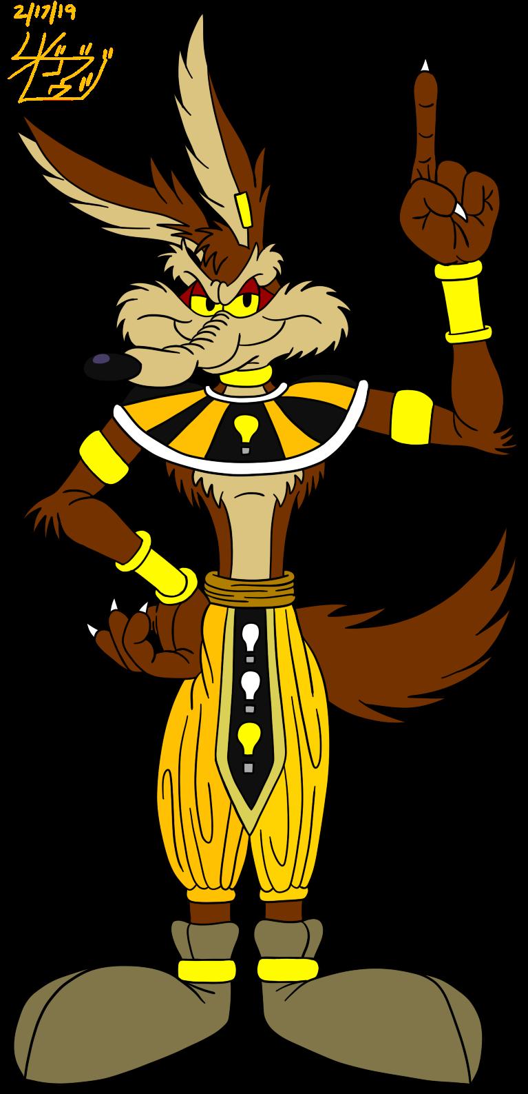 Wisk E. Coyote