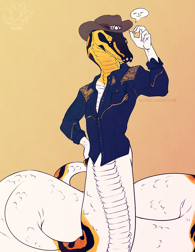 Hey, Cowboy~