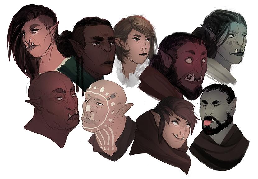 Orcs Vol. 2