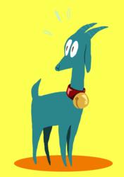 Anxious Goat