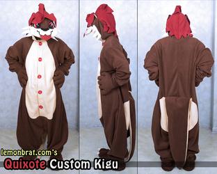 Quixote Custom Kigu