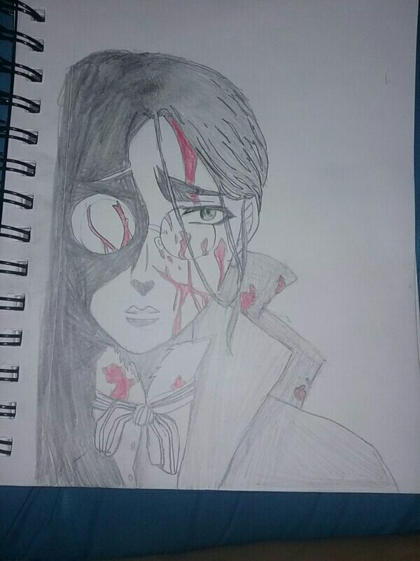 Most recent image: Grell Sutcliff- Black Butler