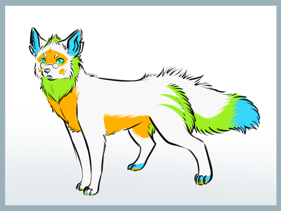 I'm a Fox wearing Rabbit's Clothing
