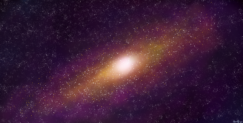 Most recent image: Galaxy