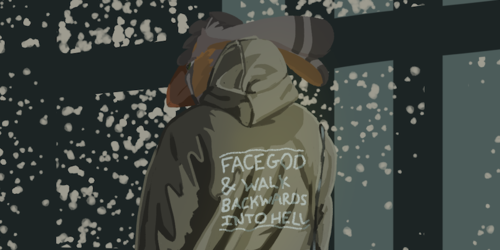 dril quote hoodie