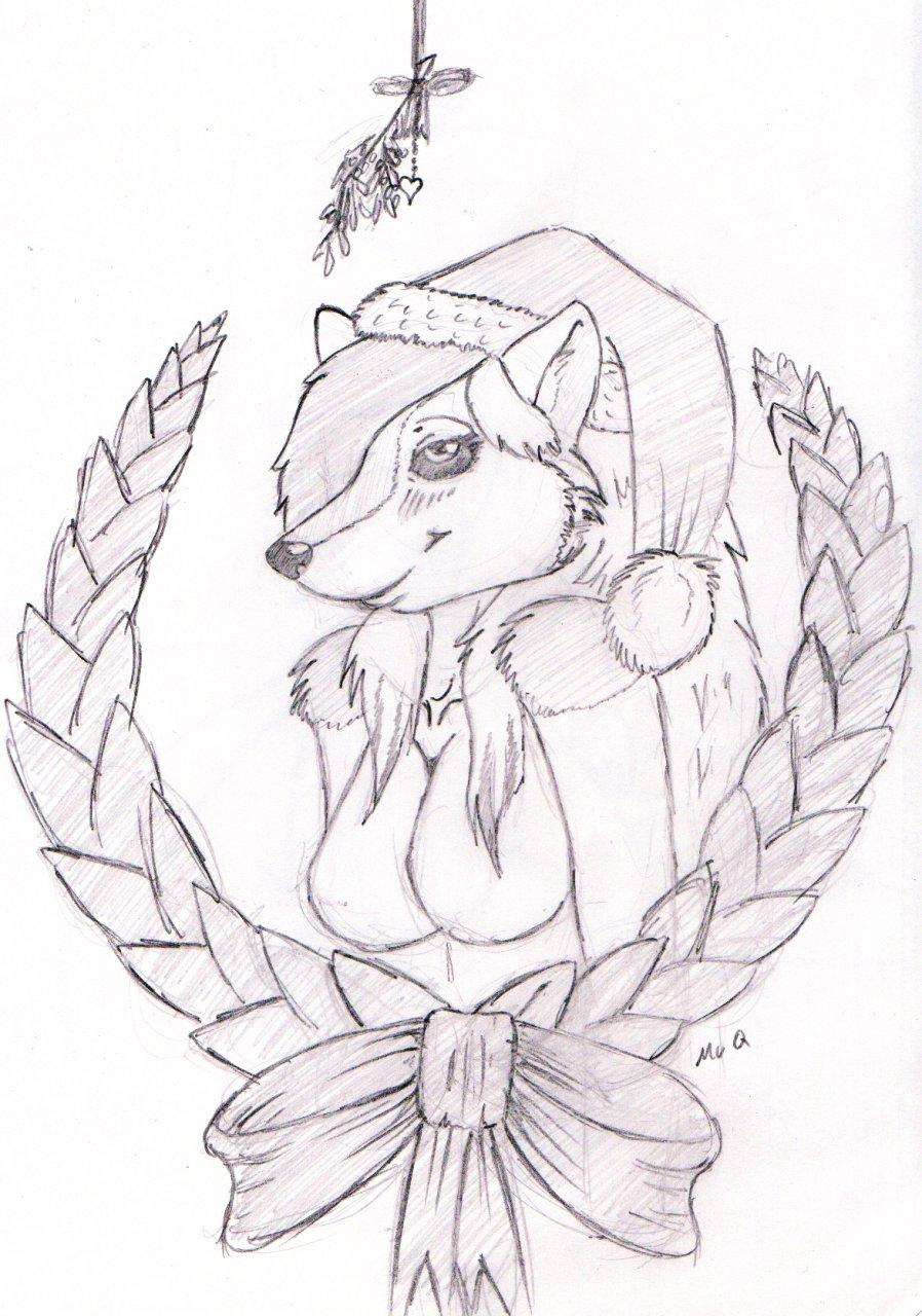 Alayna Under the Mistletoe