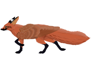 Fuirrel Fox
