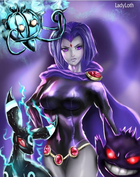 PoKeMoN Trainer: Raven