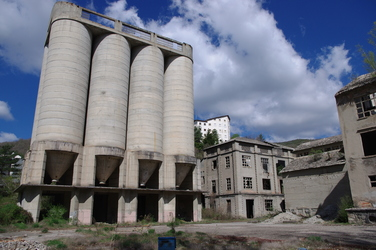 A cement plant in Spain 10