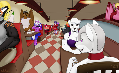 The Diner at the End of the Universe