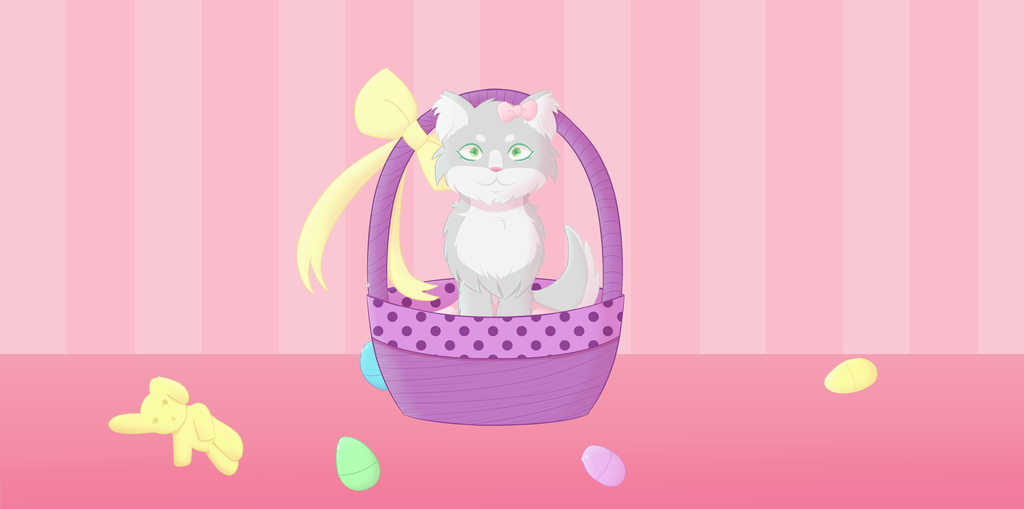 Most recent image: bunbun easter