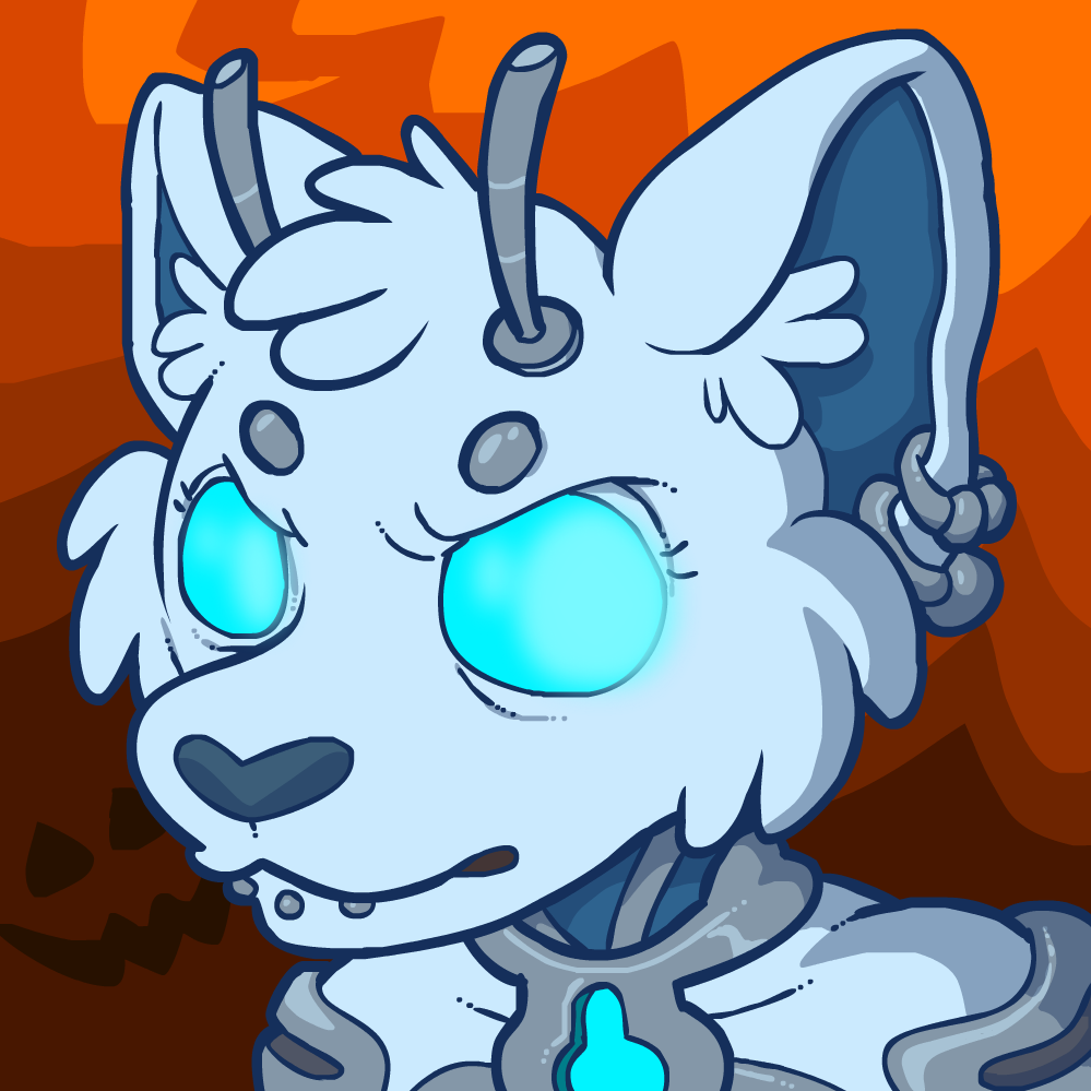 COMMISSION: Sashmorky - Halloween Icon