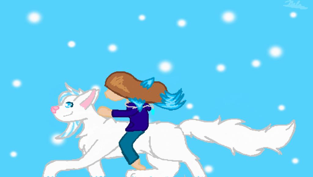Most recent image: Blizzard