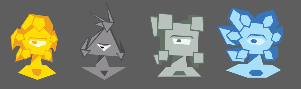 Male Geometrians