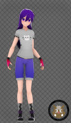 [3DA] Pretty Kitty