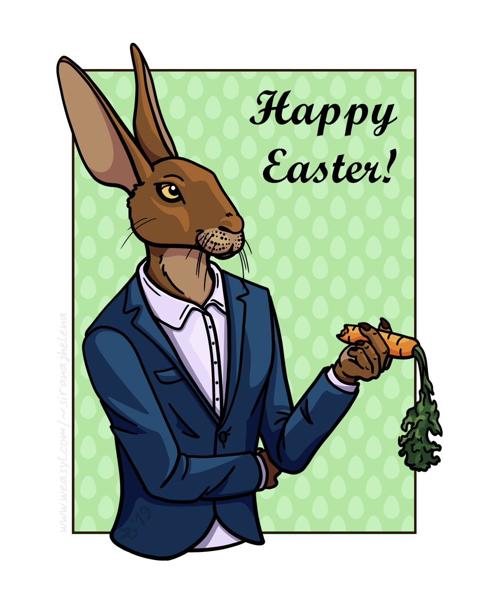 Happy Easter 2019!