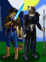 The RPG Heroes