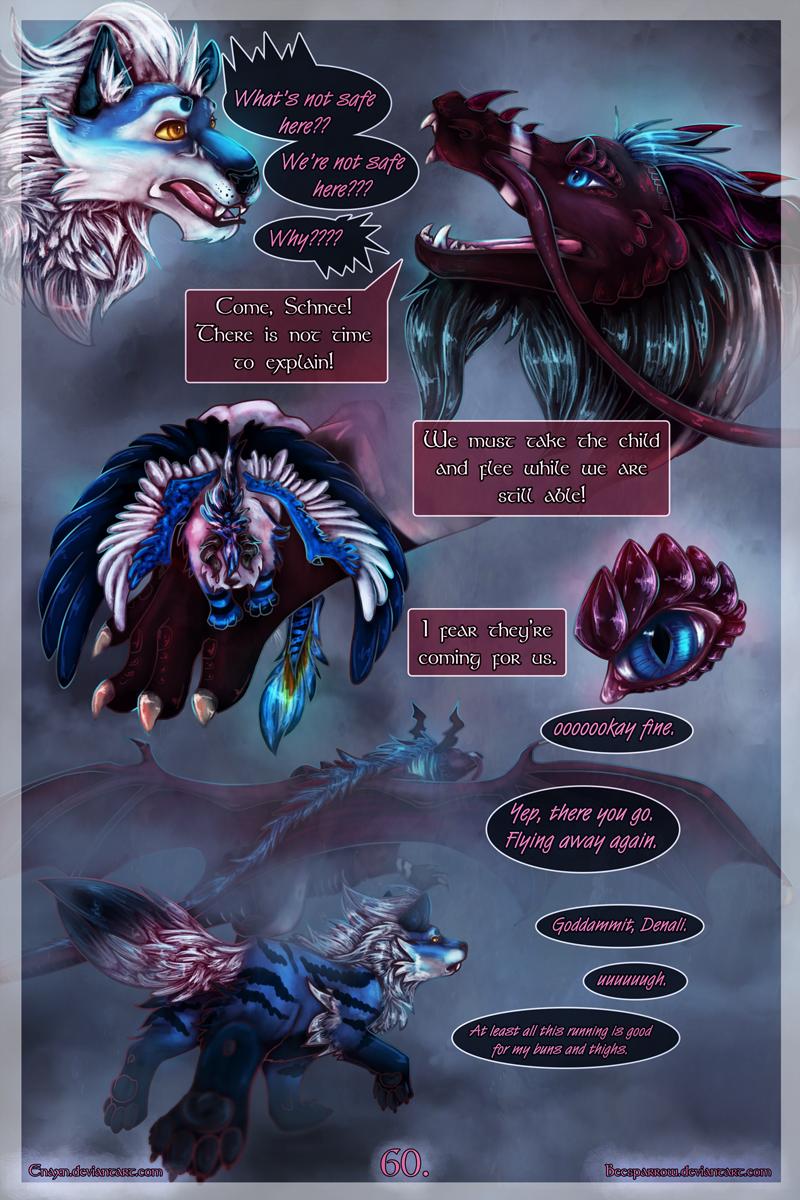 The Last Aysse: Page 60