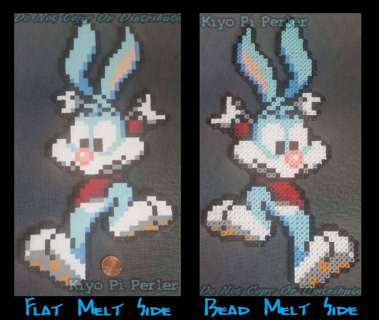 Jumping Buster Bunny