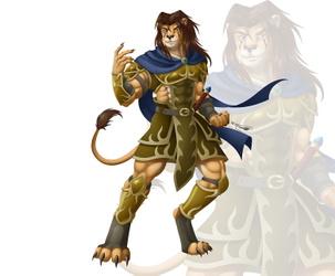 The Golden Light Warrior