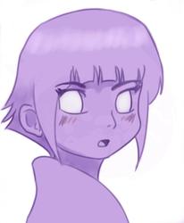 Weekly portrait #1 - Hinata