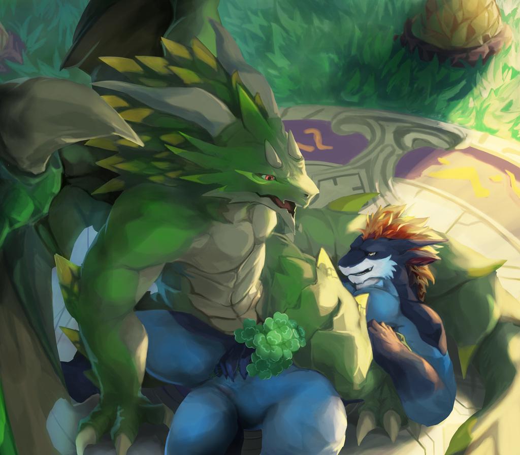 Bonds Between Dragons [Inukami]