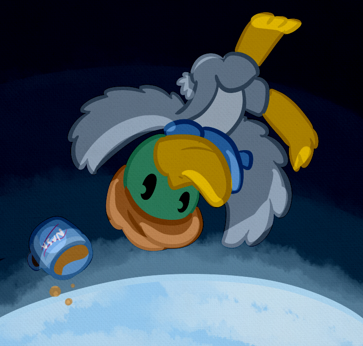An ExoAtmospheric Astro!