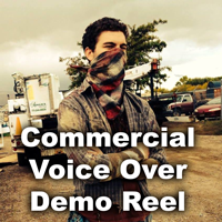 Most recent image: Commercial Voice Over Reel