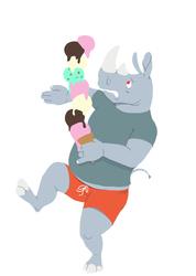 icecream rhino two