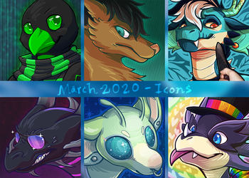 [com] 2020 March - Icons