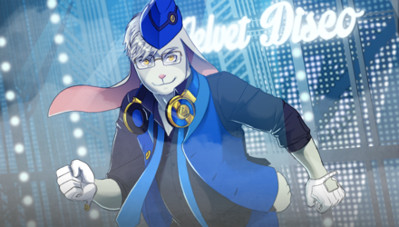 P4 Dancing All Night - Welcome to the Velvet Disco