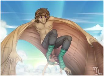 Personnal- Mael's flight
