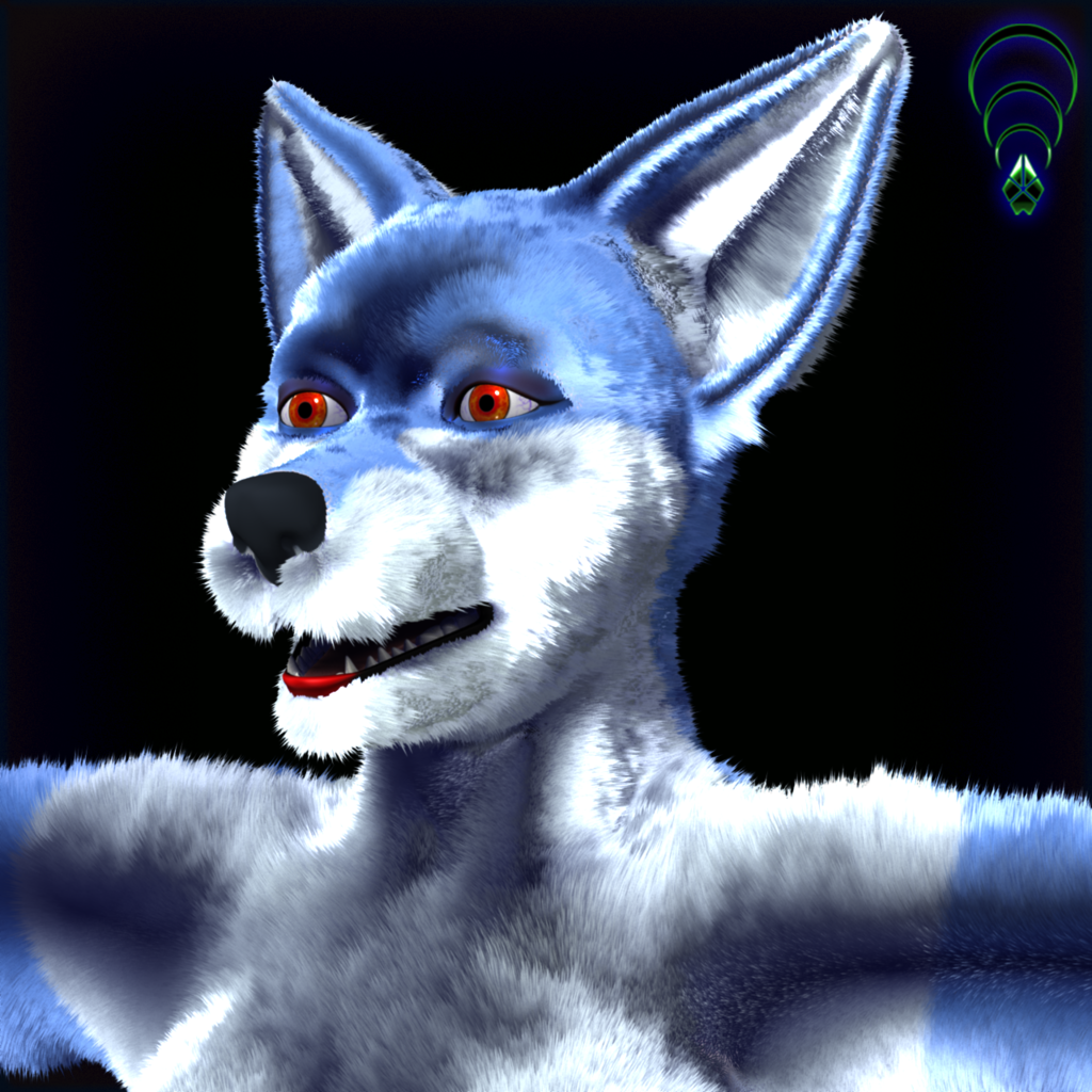 Uniformly Directed Fur 02