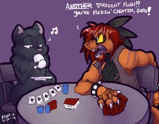 Card Cheatin'