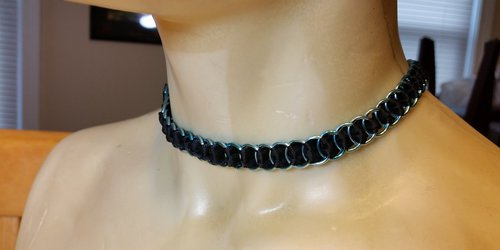 Ribbon Maille Experiment