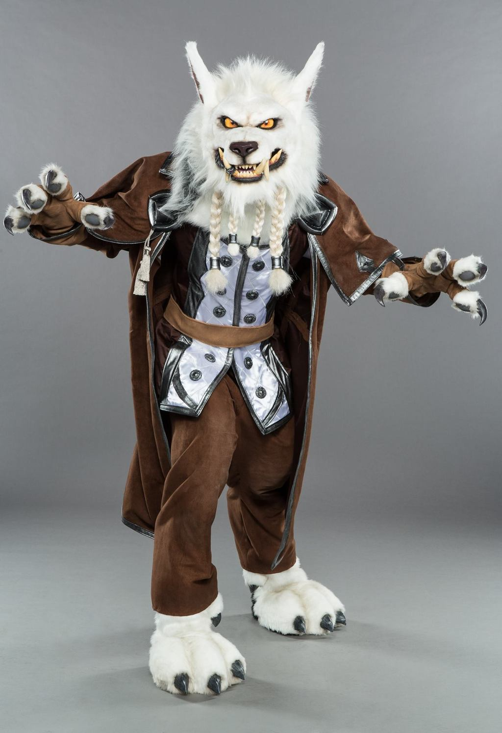 Most recent image: Genn Greymane Cosplay