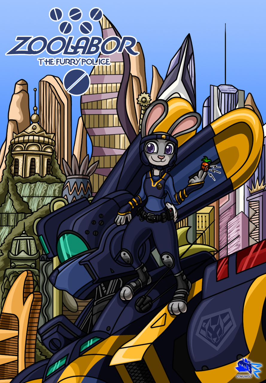 Mobile Furry Police Zoolabor