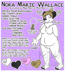 [P] Nora Reference