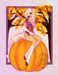Pumpkin Pinup