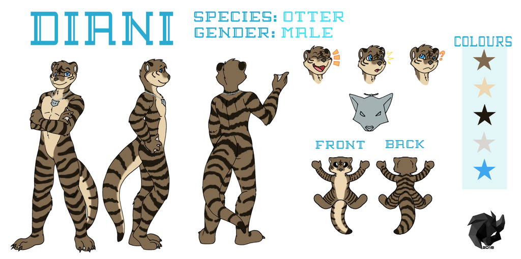 Diani Ver.2 Reference Sheet