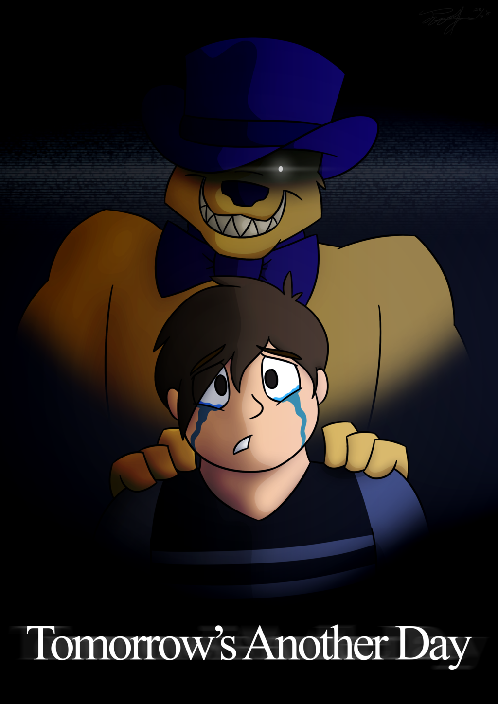 FNaF 4 - Tomorrow's Another Day