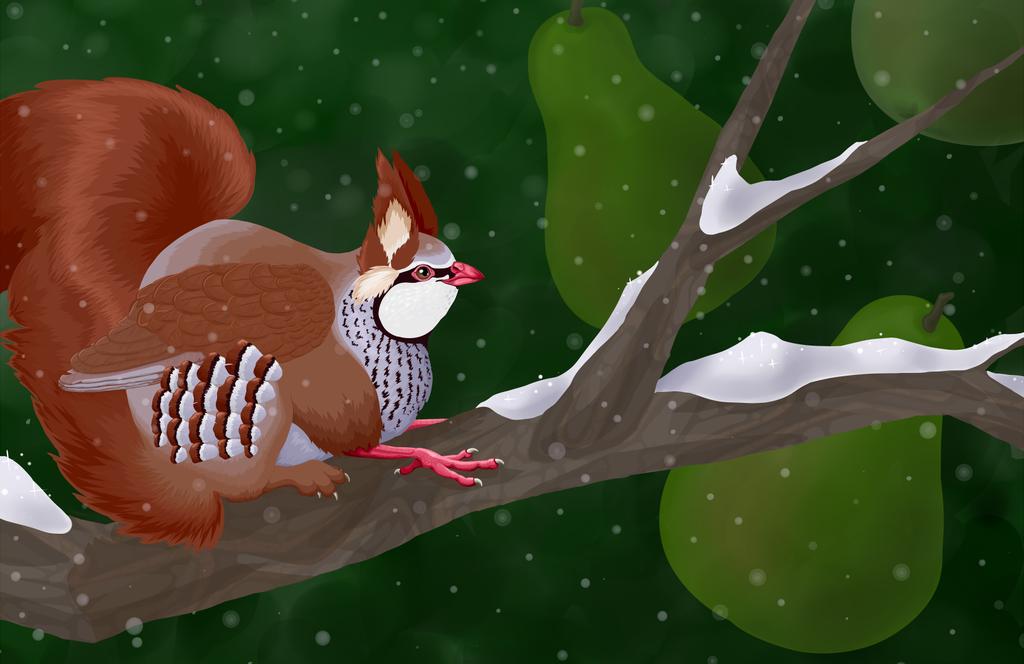 Winter Dreams of Warmer Times