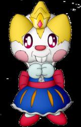 Princess Peanut the Pachirisu