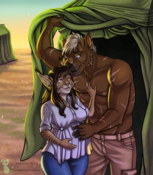 Commish: Kwaruza and Vashya
