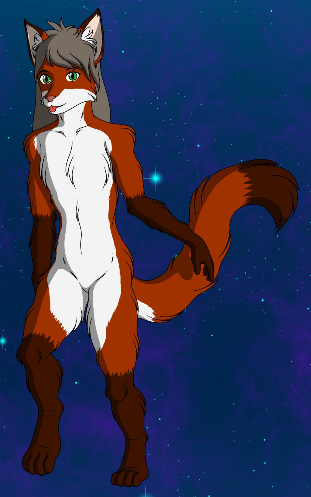 Foxgirl Azuro