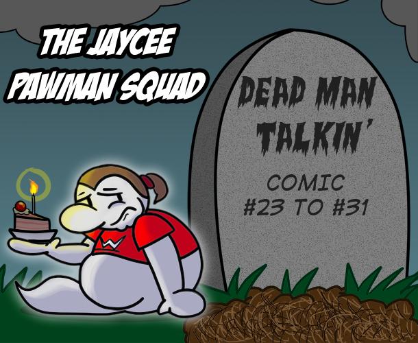 JPS Title Card: Dead Man Talkin'